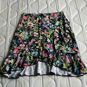 🌟4/25🌟H&M |Floral Mini Skirt